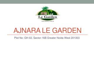 2/3 bhk Flats in Ajnara Le Garden Greater Noida West