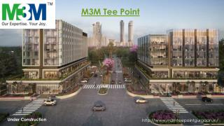 M3M Tee Point | Sector 65 Gurgaon - M3M Tee Point Gurgaon