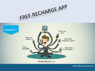 Free Recharge App