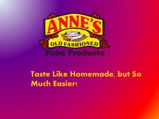 Anne�s Natural Chicken Base