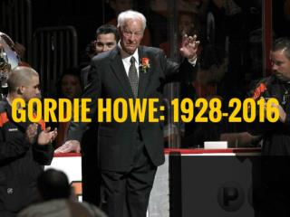 Gordie Howe: 1928-2016
