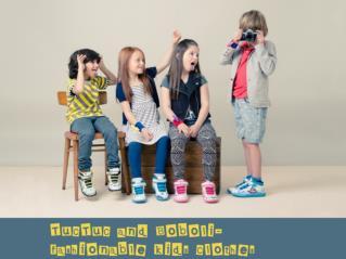 TucTuc and Boboli- fashionable kids clothes