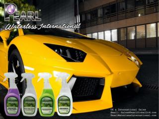 Extremely versatile product by Pearl Waterless International