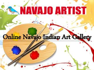 Online Navajo Indian Art Gallery
