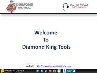 Tuck Point Diamond Blades