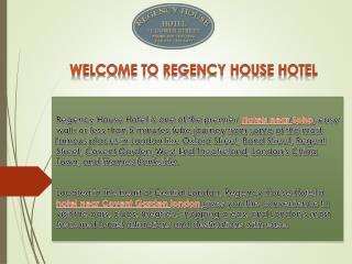 Regency House Hotel London