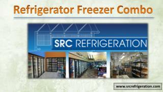Refrigerator Freezer Combo