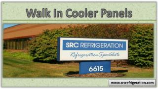 Walk In Cooler Panels