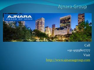 Ajnara Group Elegant Real Estate Builder