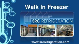 Walkin Freezer