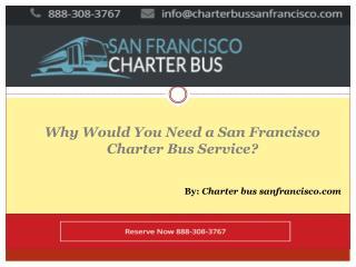 San Francisco Charter Bus