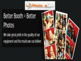 Photo Booth In Knoxville, TN by Photo Booth TN