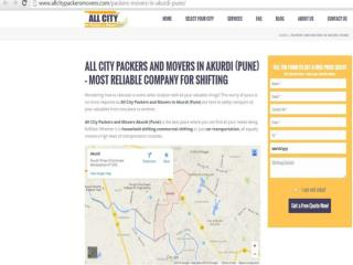 ackers and Movers in Akurdi (Pune) - All City Packers and Movers®