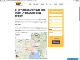Packers and Movers in West Bengal (Kolkata)-All City Packers & M®