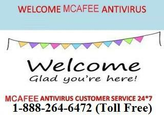 McAfee Antivirus customer care @18882646472 helpline phone Toll free number
