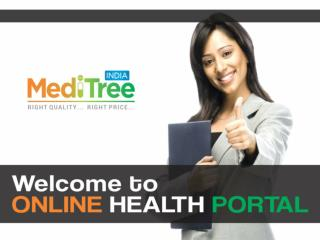 Medi Tree India - Welcome To Online Health Portal