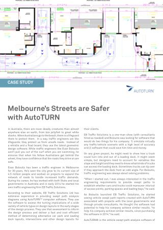 TRANSOFT Case Study - EB Traffic Solutions