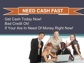 Need Fast Cash Up To AU$1000 Cash Loans Today For Big Needs