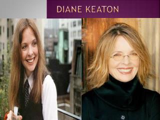 Diane Keaton Biography | Biography of Diane Keaton