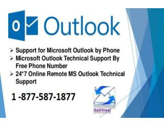 outlook live chat {877 587 1877 |phone number