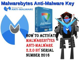 Malwarebytes Anti-Malware Premium Serial   Crack - Free Download