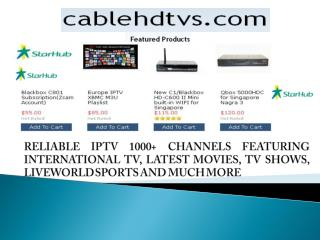Major Benefits You Should Know About Cheap IPTV Subscription