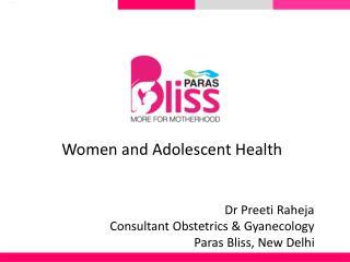 Pregnancy Care Hospital - Paras Bliss