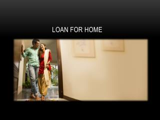 Problems with Home loan