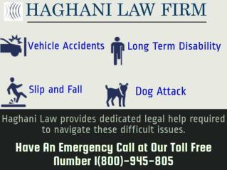 Best Injury Lawyer in Burlington