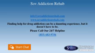 Sov Addiction Rehab