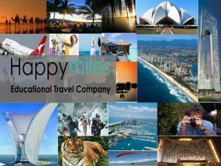 Educational Travel Company in Mumbai, India