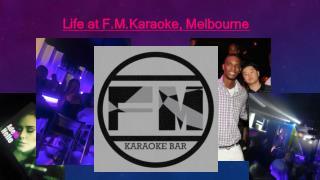 Free Open karaoke in Melbourne - Fmkaraoke