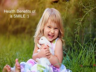 Health Benefits of a Smile