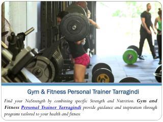 Gym Personal Trainer Tarragindi