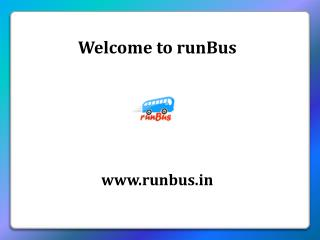 Factors Making Bus The Primary Travelling Medium runBus in