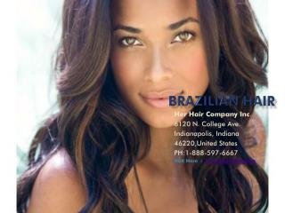 Brazilian Hair-Her Hair Company Inc.