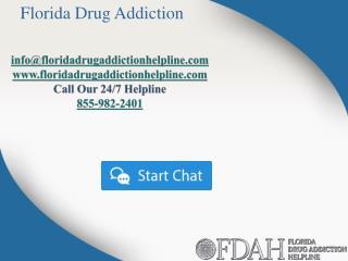 Drug Addiction Help Florida
