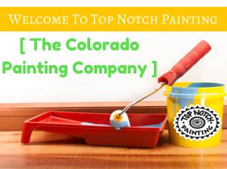 Professional House Painters in Eagle CO