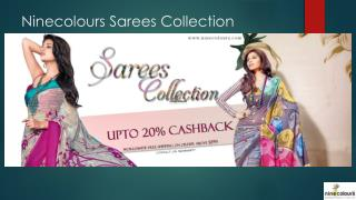 Sarees Collection - Various Variety of Sarees