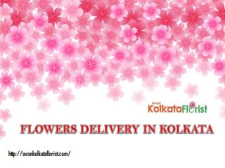 Flowers Delivery in Kolkata