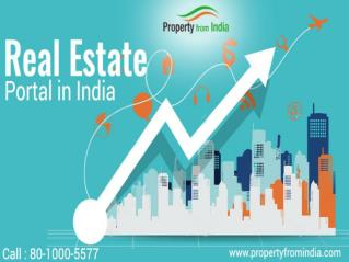 PFI Real Estate Portal in India