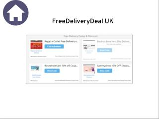 Free Delivery Deal Make It Easier For Online Shoppers