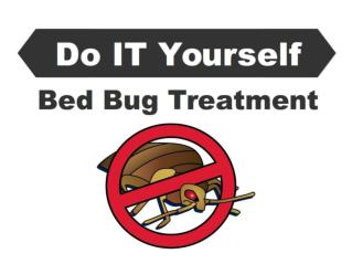 Do-It-Yourself Bed Bug Treatment
