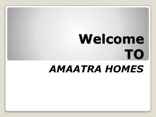 Amaatra group corporate office