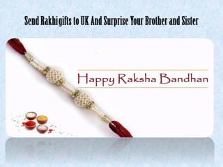 Share Your love on this rakhi via erakhigifts by Send Rakhi gifts to uk