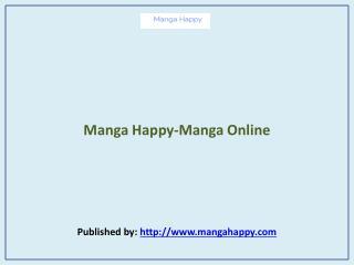 Manga Happy-Manga Online