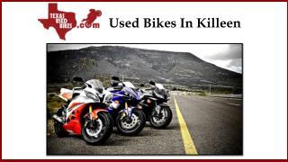 Used Bikes In Killeen