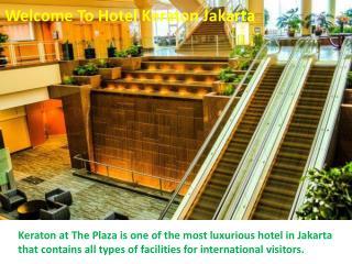 5 Star Hotel in Jakarta