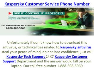 Kaspersky antivirus support number 1-888-308-5960 | kaspersky Security Center