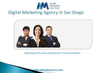 Digital Marketing Agency In San Diego